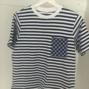 UNIQLO striped t-shirt, new without tag